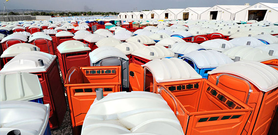 Champion Portable Toilets in Jacksonville Beach,  FL